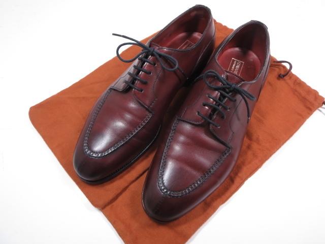 エドワードグリーン EDWARD GREEN ドーバー DOVER 紳士靴 ダブルソール 宅配買取にてお買取り♪