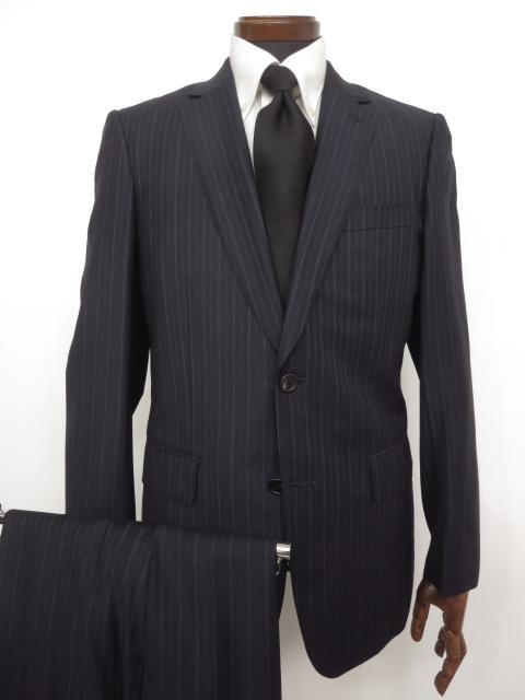 ポールスミス Paul Smith SOHO FIT ゼニア生地 ストライプ柄 シングル スーツ 宅配買取にてお買取り♪